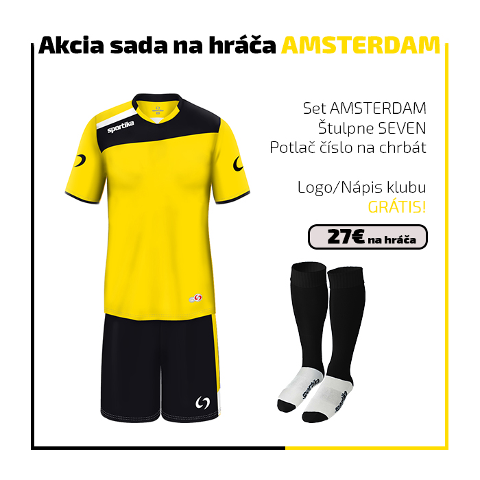 Akcia sada na hráča Amsterdam