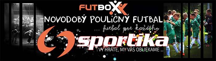 futbox novodobý pouličný futbal
