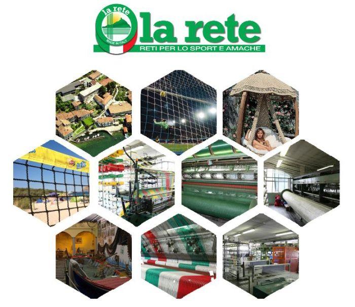 La Rete dnes patrí k prvým trom najväčším výrobcom sietí na svete.