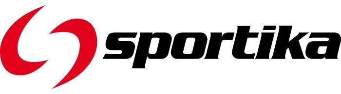 Nové logo značky SPORTIKA ktoré sa používa doteraz.