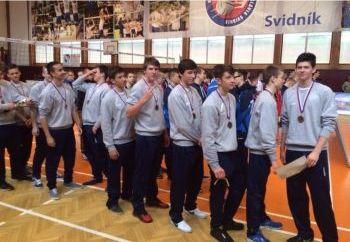 Team VK NMnV po majstrovstvách Slovenska.